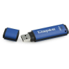 "Kingston Pendrive, 32GB, USB 3.0, 250/40MB/s, titkosítással, KINGSTON ""DTVP 3.0 Management Ready"", kék"