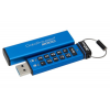 "Kingston Pendrive, 32GB, USB 3.0, Keypad, KINGSTON ""DT2000"", kék"