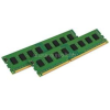 Kingston RAM Module - 8 GB (2 x 4 GB) - DDR3 SDRAM - 1600 MHz - 1.50 V - Non-ECC - Unbuffered - CL11 (KVR16N11S8K2/8)