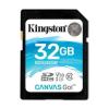 Kingston SD Kingston Canvas Go! 32GB UHS-I U3 CL10 (SDG/32GB)