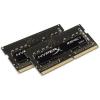 Kingston SO-DIMM DDR4 8GB 2400MHz Kingston HyperX Impact Black CL14 KIT2 (HX424S14IBK2/8)