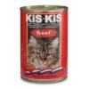 KiS-KiS konzerv - Beef / Marha 400 g