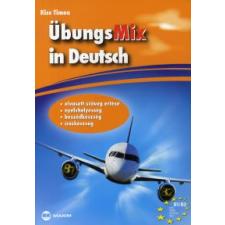 Kiss Tímea ÜBUNGSMIX IN DEUTSCH nyelvkönyv, szótár