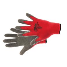 Kixx ROCKING RED kesztyű nylon latex piros - 10