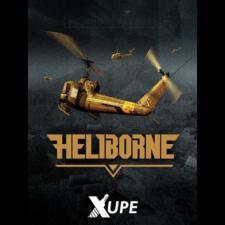Klabater Heliborne (PC - Steam Digitális termékkulcs) videójáték