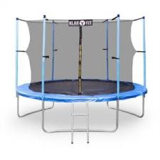 KLARFIT Rocketboy XXL, 305 cm trambulin, biztonsági háló trambulin szett