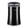 Klarstein Arosa levegőtisztító, ionizátor, UV lámpa, automata-/alvás üzemmód, fekete
