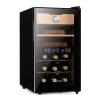 Klarstein El Dorado, humidor és borhűtő, 100 W, érintőképernyős, 48 l, LED, fekete