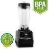 Klarstein Herakles 2G-B asztali mixer 1200 W, zöld smoothie, 2 liter, BPA nélkül