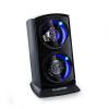Klarstein St. Gallen Premium, forgó óraállvány, 2 karórához, 4 sebességfokozat, fekete
