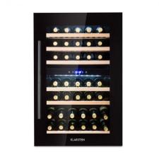 Klarstein Vinsider 35D Onyx Edition, beépített borhűtő, C energiahatékonysági osztály borhűtőgép