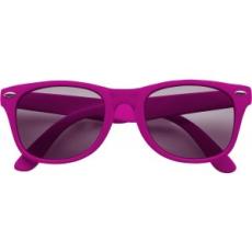 Klasszikus napszemüveg, rózsaszín