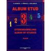 Kleinová-Fišerová-Müllerová Album etud 3