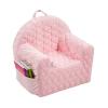 Klups Albero Mio Velvet Kids babafotel - V101 Pink
