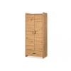 Klups Amelia 2 ajtós szekrény - tölgy (dąb)