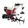Kmx AGT MS7100CF rotációs kapa 7LE benzinmotor, 2+1 sebesség, 2x3 kapatag, járókerék, töltögető kapa