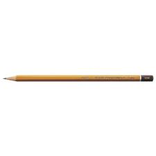 KOH-I-NOOR Grafitceruza KOH-I-NOOR 1500 10H hatszögletű ceruza