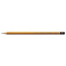 KOH-I-NOOR Grafitceruza KOH-I-NOOR 1500 4H hatszögletű ceruza