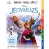 Kolibri Gyerekkönyvkiadó Kft. Jégvarázs - Több mint 500 matricával