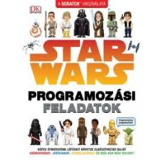 Kolibri Gyerekkönyvkiadó Kft. Star Wars - Programozási feladatok kreatív és készségfejlesztő
