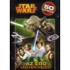 Kolibri Kiadó Star Wars matricás goglalkoztató 1.