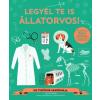 Kolibri Kiadó Steve Martin: Legyél te is állatorvos!
