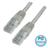 Kolink CAT6 UTP patch kábel 10m Grey