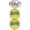KONG Játék Kong Squeakair Ball Tenisz Labda Nagy