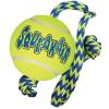 KONG Játék Kong Squeakair Tennis Ball Tenisz Labda Kötéllel