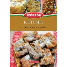 Könyvklub Móczár István - Róka Ildikó: Rétesek - Totyogós és a többiek gasztronómia