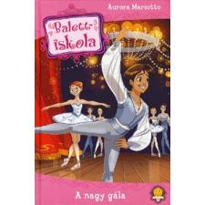 Könyvmolyképző Kiadó A NAGY GÁLA - BALETTISKOLA 3. gyermek- és ifjúsági könyv