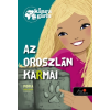 Könyvmolyképző Kiadó Moka: Az oroszlán karmai - Kinra Girls 3.