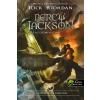 Könyvmolyképző Kiadó Rick Riordan - Percy Jackson és az olimposziak 5. - Az utolsó olimposzi (Új példány, megvásárolható, de nem kölcsönözhető!)