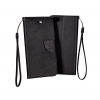 KORACELL Flexi color book tok - Huawei ShotX, Huawei Honor 7i - fekete