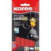 """KORES Gyurmaragasztó, 60 kocka/csomag, extra erős, KORES """"Power Gumfix"""""""