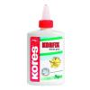 """KORES Hobbyragasztó, 125 g,  """"White Glue"""""""