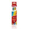 KORES TRIANGULAR színes ceruza, háromszögletű, 6 db/doboz