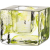 Kosta Boda BRICK LIME VOTIVE D 85MM