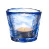 Kosta Boda MINELIGHT BLUE VOTIVE D 60MM