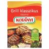 Kotányi grill klasszikus fűszerkeverék 40 g
