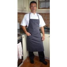 Kötény-melles-chef csíkos