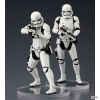 Kotobukiya szett bábus Stormkatona First Order Star Wars Csillagok Háborúja ArtFX+ gyerek