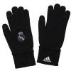 kötött kesztyű adidas REAL MADRID méret: S - fekete