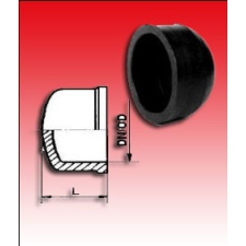 KPE-Tokos csővégzáró (sapka) 20 sütős hűtés, fűtés szerelvény