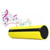 KR-8800 sztereó Bluetooth hangszóró FM rádióval és NFC-vel, sárga