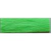 . Krepp papír 50x200 cm, neon zöld