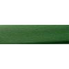 . Krepp papír 50x200 cm, sötétzöld
