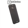 KRUSELL ColorCover műanyag védő tok / hátlap - 89974 - FEKETE - HTC One 2014 (M8) / HTC One (M8 Eye) / HTC One M8s - GYÁRI