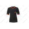 KTM Factory Prime rövid ujjú kerékpáros mez fekete/narancs L