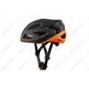 KTM Factory Team kerékpáros bukósisak mattfekete/narancs 58-61 cm
